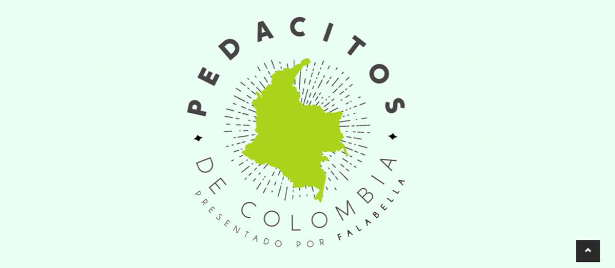 Pedacitos de Colombia Falabella